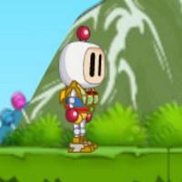 Bomber Man Mech Warrior